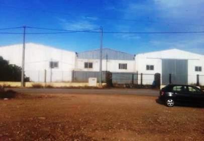 Industrial Warehouse in calle de La Loma. Poligono 20, nº Parc.219