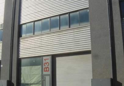 Nau industrial a calle Turiaso, nº 27
