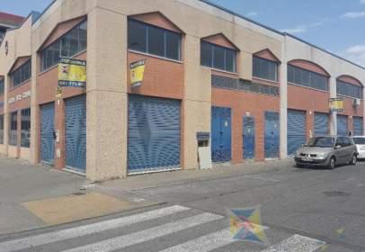 Nave industrial en calle Zoología, nº 64