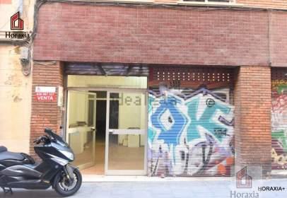 Local comercial en calle Sant Pere Martir, nº 9-11