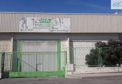 Nau industrial a calle de Montefrío