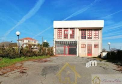 Industrial building in Conturiz