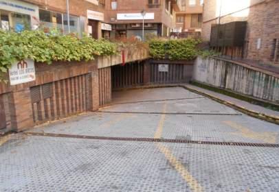 Garaje en Ezequiel Gonzalez Conde Sepúlveda