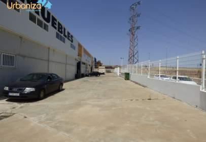 Nave industrial en calle Nevero 31
