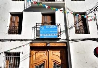 House in calle Maestro Amblar, nº 18