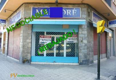 Local comercial a calle Doctor Iranzo, nº 78