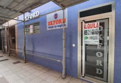 Local comercial en calle de Víctor Sáenz