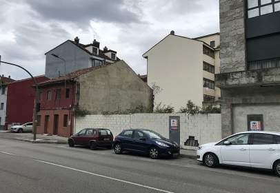 Terreno en calle La Vega, nº 119