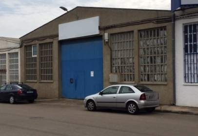 Nave industrial en calle San Gregorio (Pol. Ind. San Gregorio), nº 20