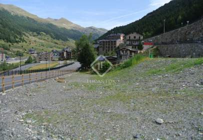 Terreno en Canillo
