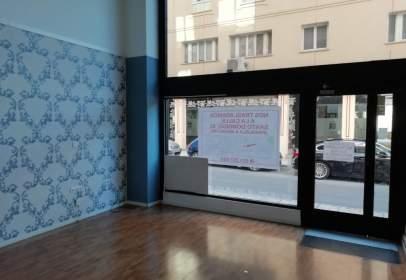 Local comercial en calle Zurbarán, nº 29
