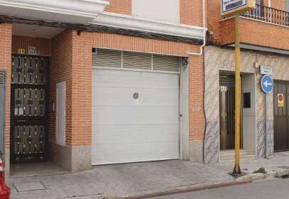 Garaje en calle de Ismael de Tomelloso, nº 60