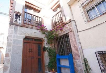Chalet en calle Curato en Cebreros -