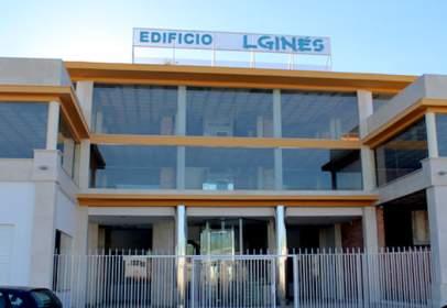 Local comercial a calle Segadoras (Edificio Algines), nº 1