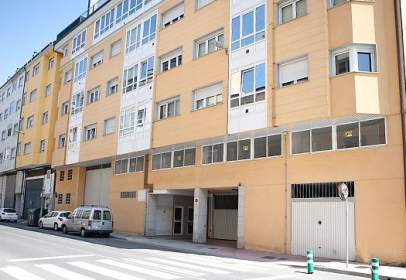 Garatge a Avenida de Carlos Azcárraga