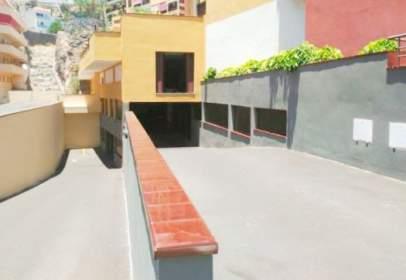 Garage in calle Caleta del Jurado
