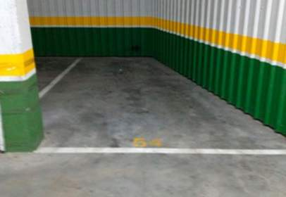 Garage in calle de Santiago