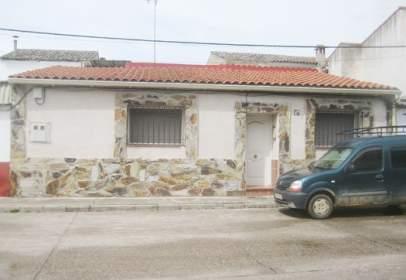 Chalet en calle Santo -