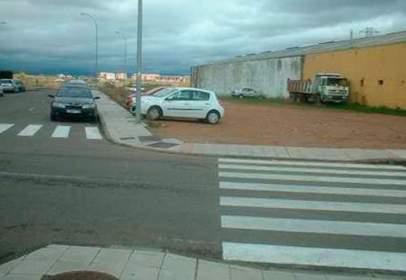Terreno en calle de Río Sequino