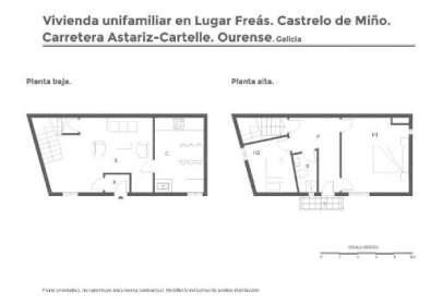 Casa en Carretera Astariz-Cartelle