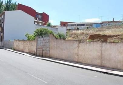 Terreno en Avenida de Sor Asunción Romo, nº 9