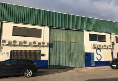 Industrial Warehouse in calle Cruce