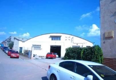 Industrial building in Carrer de les Escoles