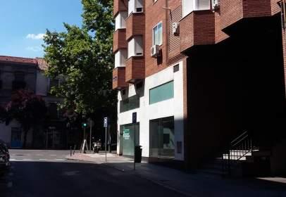 Garatge a calle del Cardenal Silíceo, nº 1