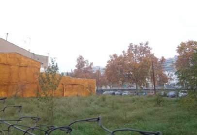 Terreno en Carrer de la Circumval·lació Baixa, cerca de Carrer de la Pau