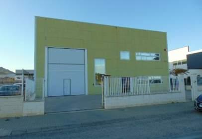Industrial Warehouse in Polígono Industrial La Mezquita