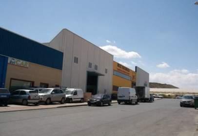 Nave industrial en calle Poligono Industrial Valle del Almanzora