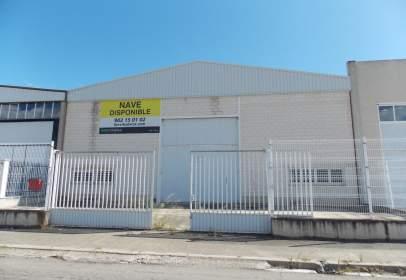 Nau industrial a calle de San Lázaro, nº 29
