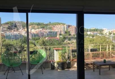 Penthouse in El Baix Guinardó