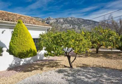 Chalet in Guadalest