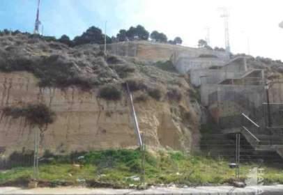 Terreny a Chinchilla de Monte-Aragón