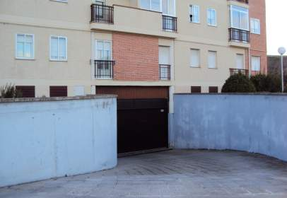 Garatge a Carretera de Villacastin