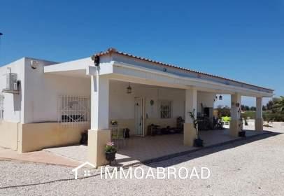 Finca rústica en Alicante Province