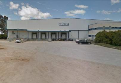Industrial Warehouse in calle Montolivet
