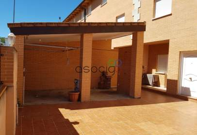 Terraced house in Almoguera