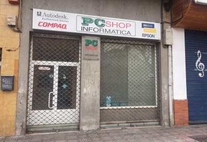 Local comercial en calle Plaza S.Bruno