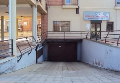 Garaje en Carretera de Villacastin