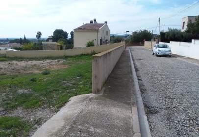 Terreny a calle Ermita
