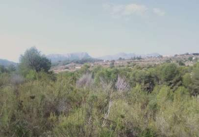 Terreny a Benissa Pueblo