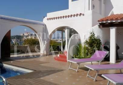 Casa en Marina Botafoch-Platja de Talamanca