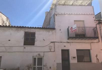 House in San Vicente de Alcántara