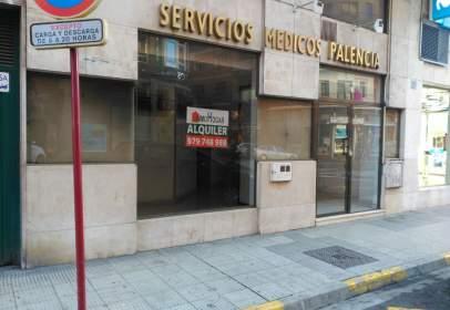 Local comercial a calle Becerro de Bengoa