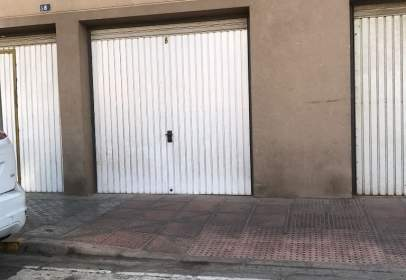 Garage in calle de Valencia