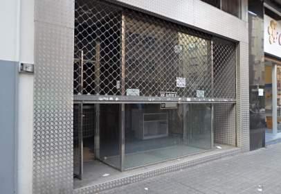 Local comercial a calle de Leopoldo Romeo