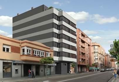 12 viviendas y 1 local comercial en la Avenida Santander de Palencia