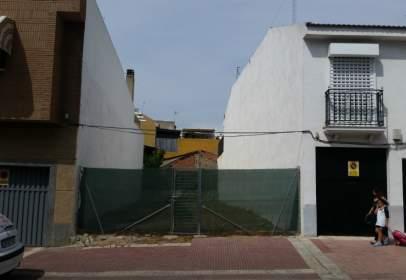 Terreno en calle del Olivo